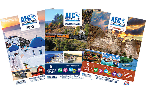 AFC Catalogs and Newsletters