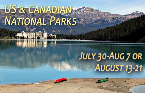 US & Canadian National Parks