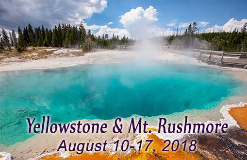 Yellowstone & Mt. Rushmore